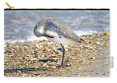 Sandpiper Carry-all Pouch by Betsy Knapp
