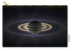 Saturn Carry-all Pouch by Adam Romanowicz