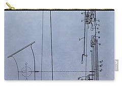 Saxophone Carry-all Pouch by Dan Sproul