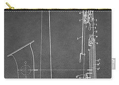 Saxophone Patent Carry-all Pouch by Dan Sproul