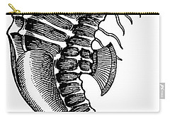 Seahorse Carry-all Pouch by Unknown