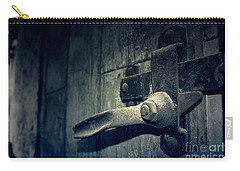 Secrets Within Carry-all Pouch by Trish Mistric