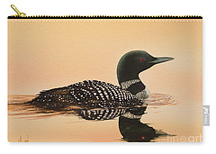 Serene Beauty Carry-all Pouch by James Williamson