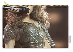 Shakira Carry-all Pouch by Concert Photos