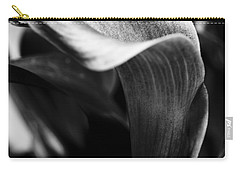 Shapely As A Lily Carry-all Pouch by Christi Kraft