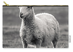 Sheep Art  Carry-all Pouch by Lucid Mood