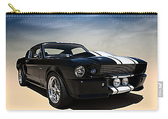 Shelby Super Snake Carry-all Pouch by Douglas Pittman