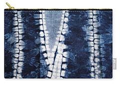 Shibori 3 Carry-all Pouch by Aimee Stewart