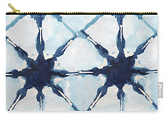 Shibori II Carry-all Pouch by Elizabeth Medley