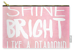 Shine Bright Carry-all Pouch by Pati Photography