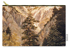 Shirley Temple Mine Carry-all Pouch by Donna Tucker