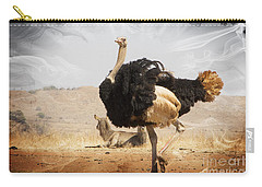 Show-off Modern Carry-all Pouch by Douglas Barnard