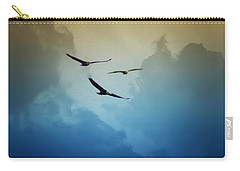 Soaring Eagles Carry-all Pouch by Bill Cannon