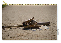 Softball Carry-all Pouch by Bill Cannon