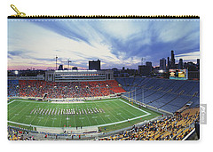 Soldier Field Football, Chicago Carry-all Pouch by Panoramic Images