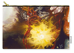 Source Of Strength Carry-all Pouch by Karina Llergo