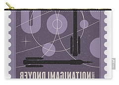 Starschips 08-poststamp - Shenzhou 5 Carry-all Pouch by Chungkong Art