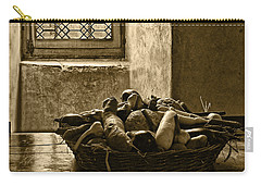 Still Life At Chenonceau Carry-all Pouch by Nikolyn McDonald