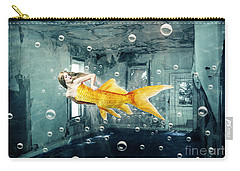 Sunken Palace Carry-all Pouch by Juli Scalzi