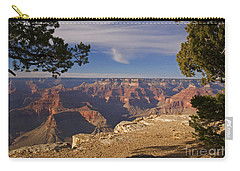 Sunset At Hopi Point Carry-all Pouch by Alex Cassels