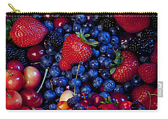 Super Healthy Carry-all Pouch by Alixandra Mullins
