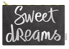 Sweet Dreams Carry-all Pouch by Linda Woods