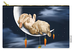 Sweet Dreams Carry-all Pouch by Veronica Minozzi