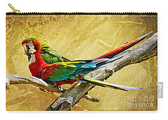 Sweet Sweet Love Carry-all Pouch by Lois Bryan