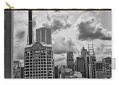 Sydney Skyline Carry-all Pouch by Douglas Barnard