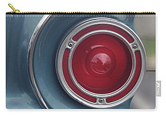 Tail Light Ford Falcon 1961 Carry-all Pouch by Don Spenner