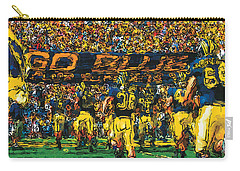Take The Field Carry-all Pouch by John Farr