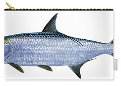 Tarpon Carry-all Pouch by Carey Chen