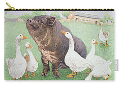 Tasty Morsel Carry-all Pouch by Pat Scott
