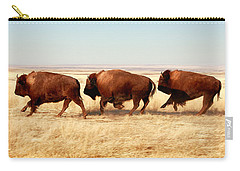 Tatanka Carry-all Pouch by Todd Klassy