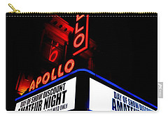 The Apollo Theater Carry-all Pouch by Ed Weidman