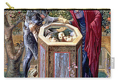 The Baleful Head, C.1876 Carry-all Pouch by Sir Edward Coley Burne-Jones