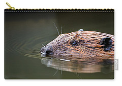 The Beaver Carry-all Pouch by Bill Wakeley