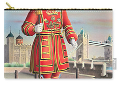 The Beefeater Carry-all Pouch by Peter Green