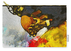 The Catch The Hands Carry-all Pouch by John Farr