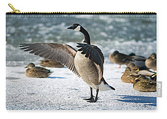 The Conductor Carry-all Pouch by Rob Blair