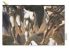 The Death Of Medusa II, 1882 Carry-all Pouch by Sir Edward Coley Burne-Jones
