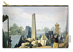 The Exterior, From Dickinsons Carry-all Pouch by English School