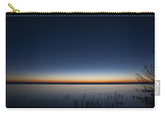 The First Light Of Dawn Carry-all Pouch by Scott Norris