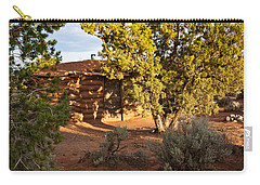 The Hogan Canyon Dechelly Park Carry-all Pouch by Bob and Nadine Johnston