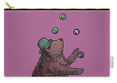 The Juggler Carry-all Pouch by Eric Fan
