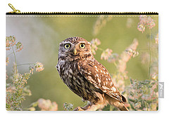 The Little Owl Carry-all Pouch by Roeselien Raimond