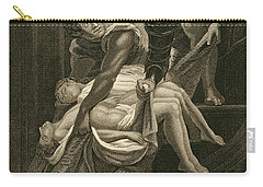 The Murder Of The Two Princes Carry-all Pouch by James Northcote