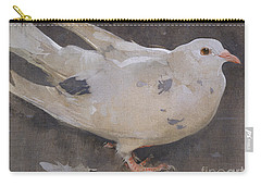 The Pigeon Carry-all Pouch by Joseph Crawhall