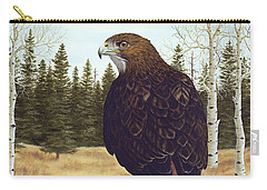 The Watchful Eye Carry-all Pouch by Rick Bainbridge