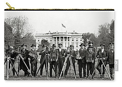 The White House Photographers Carry-all Pouch by Jon Neidert